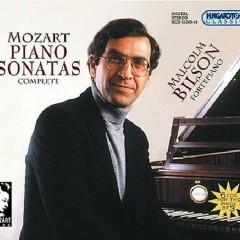 Mozart - The Piano Sonatas Complete CD 1 - Malcolm Bilson