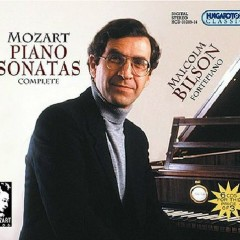 Mozart - The Piano Sonatas Complete CD 6