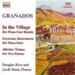 The Piano Music Of Granados Vol 10 No. 2