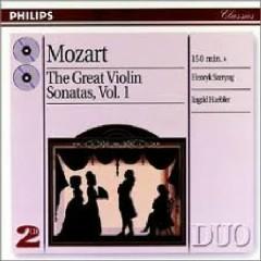 Mozart - The Great Violin Sonatas CD 2