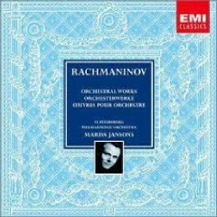 Rachmaninov 3 Symphonies & 4 PianoConcertos CD 6 No. 2 - Mariss Jansons,Petersburg Philharmonic Orchestra