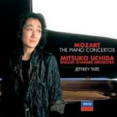 Mozart - Piano Concertos CD 4 - Jeffrey Tate,Mitsuko Uchida,English Chamber Orchestra