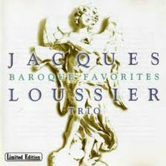 Baroque Favorites - Jacques Loussier Trio