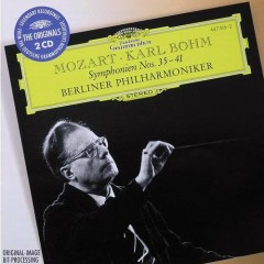 Mozart Symphonies Nos. 35 - 41 CD 1 - Karl Böhm,Berlin Philharmonic Orchestra