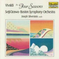 Vivaldi - The Four Seasons  - Joseph Silvertein,Seiji Ozawa,Boston Symphony Orchestra