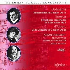 The Romantic Cello Concerto Vol 1 - Alban Gerhardt,Rundfunk-Sinfonieorchester Berlin