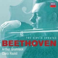 Beethoven Violin Sonatas CD 1