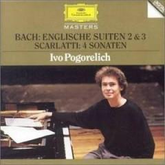 Bach - English Suites No 2 & 3 Scarlatti Sonatas
