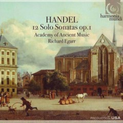 Handel 12 Solo Sonatas CD 1 No. 1