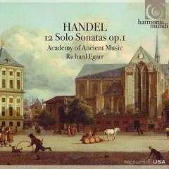 Handel 12 Solo Sonatas CD 1 No. 2