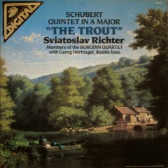 Schubert Piano Quintet - The Trout