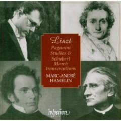 Liszt - Etudes De Paganini