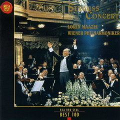 RCA Best 100 CD 51 Maazel - Strauss Concert 1996