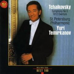 RCA Best 100 CD 59 Tchaikovsky Symphony No.5 1812 Overture - Yuri Temirkanov,Petersburg Philharmonic Orchestra