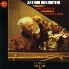 RCA Best 100 CD 61 Tchaikovsky Piano Concerto No.1 & Etc - Anton Rubinstein