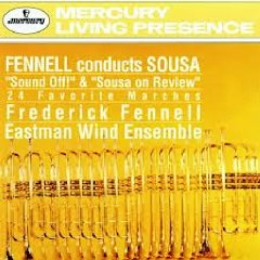 The Collector's Edition CD 16 Fennell Fennell Conducts Sousa - 24 Favorite Marches CD 2