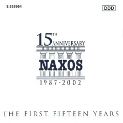 Naxos 15th Anniversary