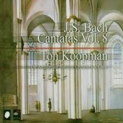 Bach - Complete Cantatas, Vol. 8 CD 3