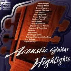 Acoustic Guitar Highlights Collection CD 1 No. 2