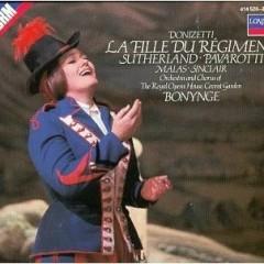 La Fille Du Regiment CD 1