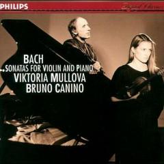 Bach - Sonatas For Violin & Piano