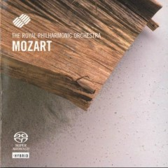 Mozart - Jonathan Carney,Royal Philharmonic Orchestra