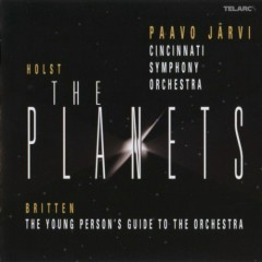 Holst - The Planets & Britten - The Young Person's Guide To The Orchestra CD 2 - Paavo Järvi,Cincinnati Pops Orchestra