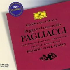Leoncavallo - Pagliacci CD 2 - Herbert von Karajan,La Scala Opera Orchestra