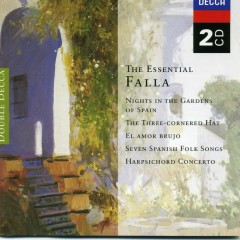 The Essential Falla CD 1