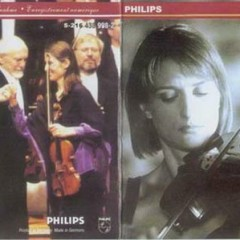 Brahms Violin Concerto In D, Op 77 - Viktoria Mullova,Berlin Philharmonic Orchestra