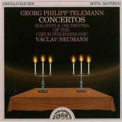 Georg Philipp Telemann - Concertos - Václav Neumann,Czech Philharmonic Orchestra