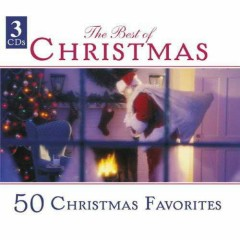 The Best Of Christmas – 50 Christmas Favorites CD 1
