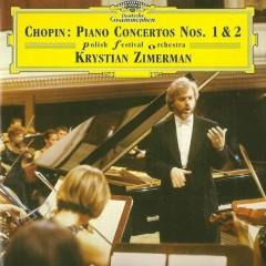 Chopin Piano Concertos 1 & 2 CD 2 - Krystian Zimerman,Polish Chamber Orchestra