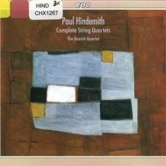Hindemith - Complete String Quartets CD 3 - The Danish Quartet
