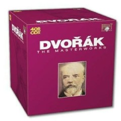 Antonin Dvorak The Masterworks Vol III Part I - Piano Duets CD 34
