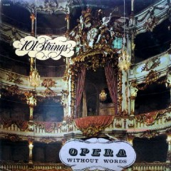 101 Strings Orchestra Collection CD 38 - 1996 - The Love Songs Of Italy - 101 Strings Orchestra