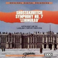 Shostakovitch Symphony No. 7  - Anton Nanut,Ljubljana Radio Symphony Orchestra