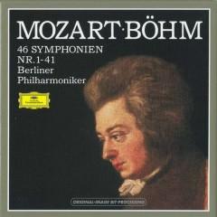 Mozart Symphonies CD 2 No. 1 - Karl Böhm,Berlin Philharmonic Orchestra
