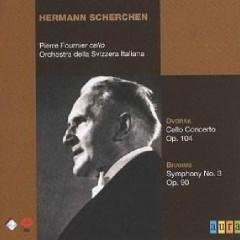 Dvorak Cello Concerto, Brahms Symphony No. 3