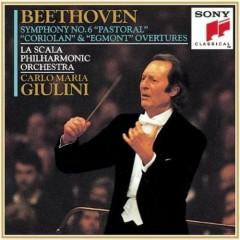 Beethoven - Complete Symphonies No. 1 & 7 - Carlo Maria Giulini,La Scala Opera Orchestra