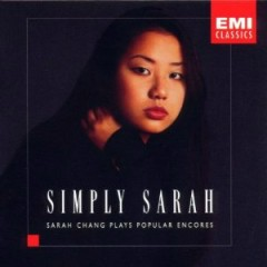 Simply Sarah - Sarah Chang