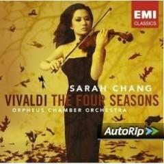 Vivaldi -  The Four Seasons - Sarah Chang