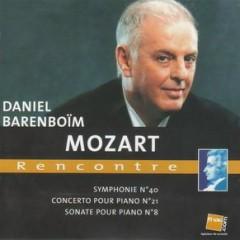 Mozart Rencontre - Daniel Barenboim