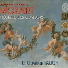 Talich Quartet - Mozart Complete String Quartets CD 7 No. 2