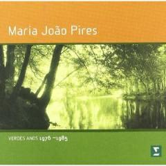Verdes Anos CD 4 - Maria Joao Pires