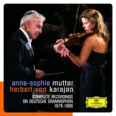 Complete Recordings On Deutsche Grammophon CD 4 - Anne - Sophie Mutter,Herbert von Karajan