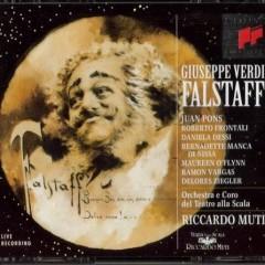 Verdi - Falstaff CD 1 - Riccardo Muti,La Scala Opera Orchestra