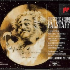 Verdi - Falstaff CD 2 - Riccardo Muti,La Scala Opera Orchestra