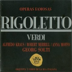 Rigoletto CD 2 No. 2 - Robert Merrill,Sir Georg Solti