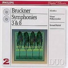 Bruckner Symphonies 3 & 8 CD 1 - Bernard Haitink